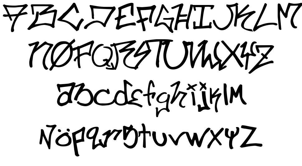 Ill Skillz font