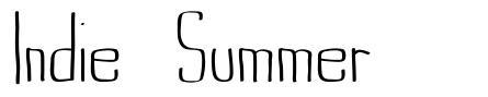 Indie Summer font