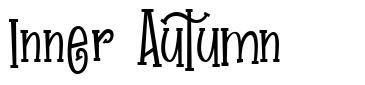 Inner Autumn schriftart