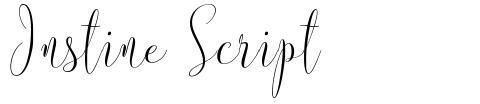 Instine Script