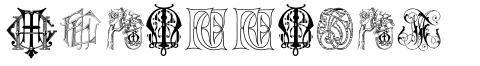 Intellecta Monograms Random Samples Seven