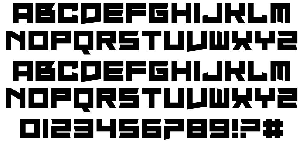 Isite font
