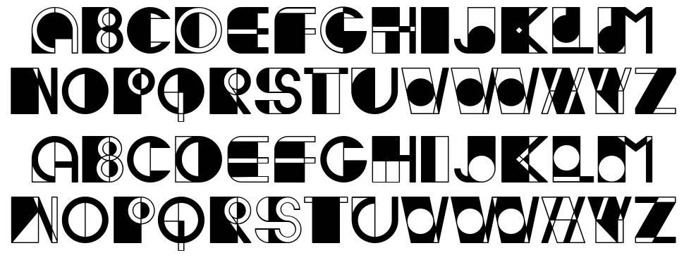Ivan font