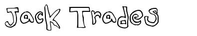 Jack Trades font