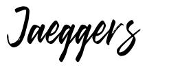 Jaeggers