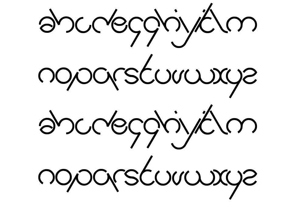 Jailbreak font