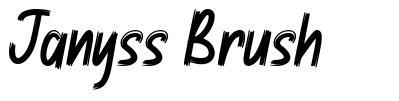 Janyss Brush