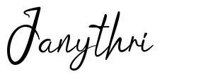 Janythri