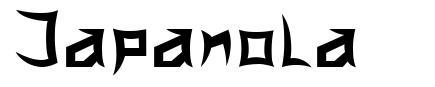 Japanola フォント