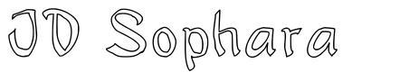 JD Sophara