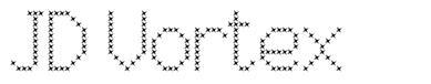 JD Vortex フォント