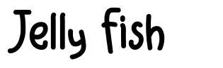 Jelly Fish fonte