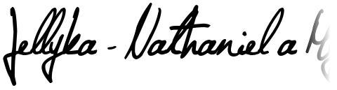 Jellyka - Nathaniel a Mystery
