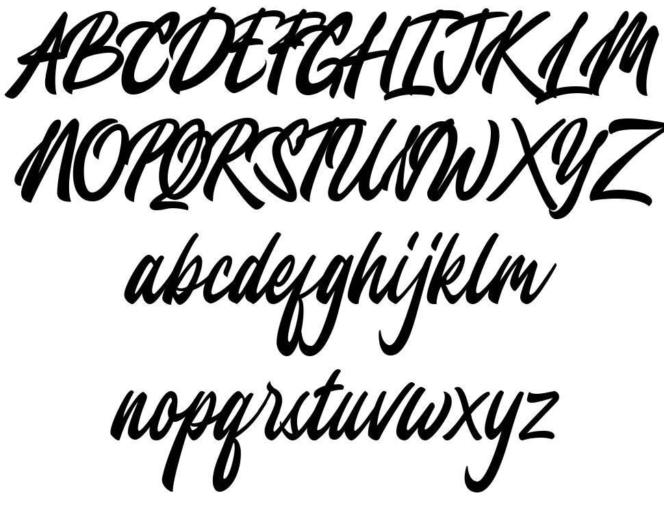 Jesselyne font