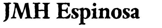 JMH Espinosa