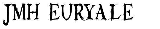 JMH Euryale schriftart