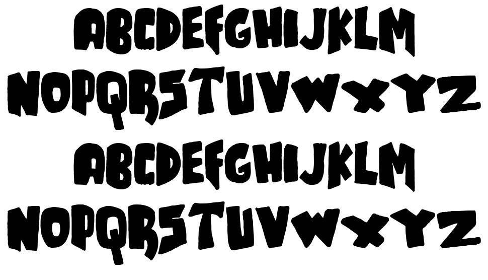 JMH Tales font