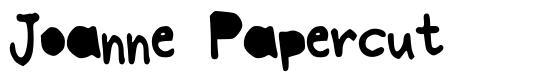 Joanne Papercut