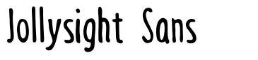 Jollysight Sans