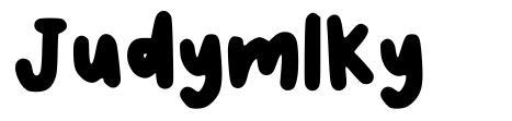 Judymlky font
