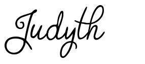 Judyth