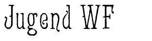 Jugend WF font