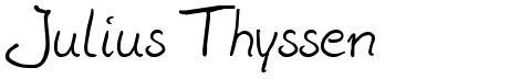 Julius Thyssen