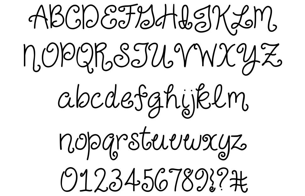 Just For Giggles font