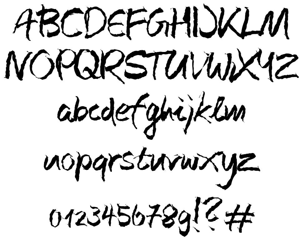 Just Simply font
