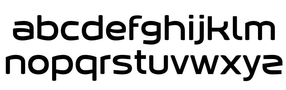 Kabegnos font