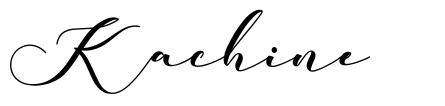 Kachine