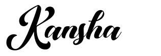 Kansha