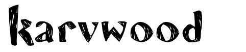 Karvwood