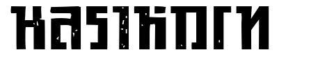 Kasikorn font