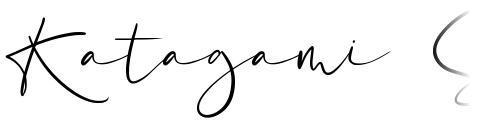 Katagami Signature
