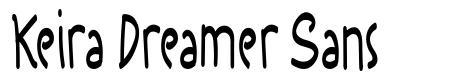 Keira Dreamer Sans