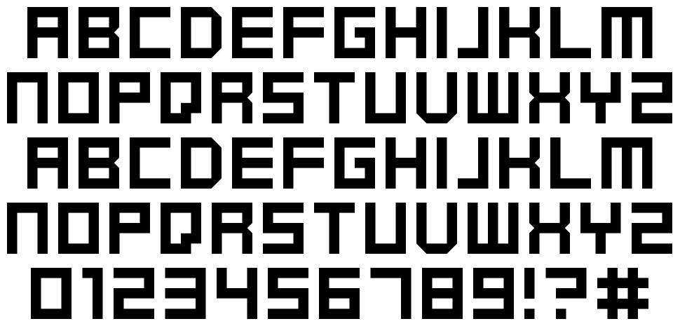 Kenney Future font