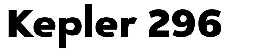 Kepler 296