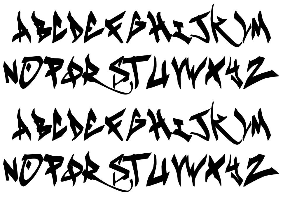 Keusta 字形