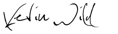 Kevin Wild font