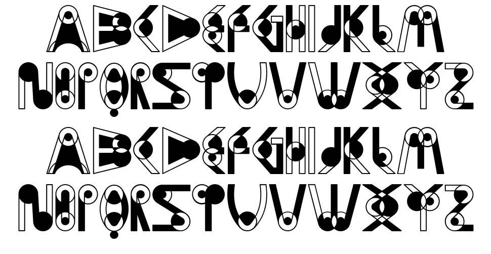 Kikundi font