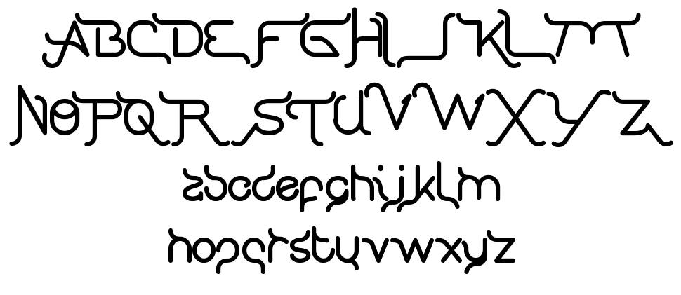 King Of Font And Typography font
