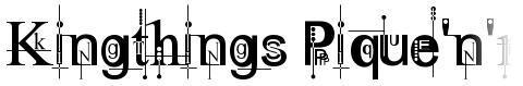 Kingthings Pique'n'meex