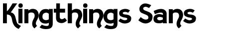 Kingthings Sans