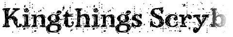 Kingthings Scrybbledot
