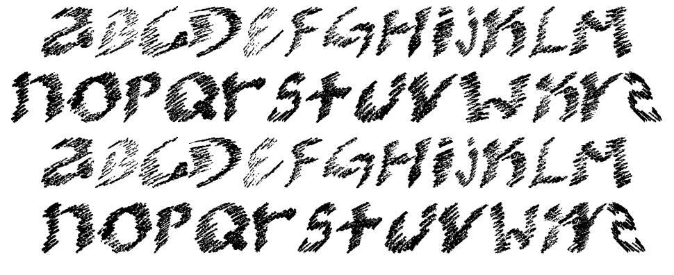 kooler O font