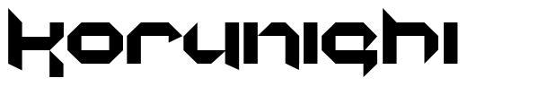 Korunishi