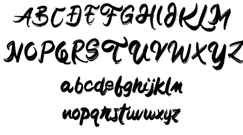 Kronos font