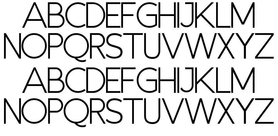 Krysstina Sans шрифт