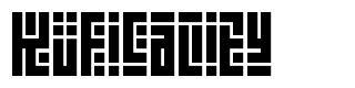 Kuficality font